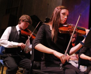 WHS Orchestra in concert